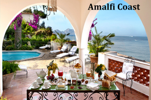 Discover the Amalfi Coast