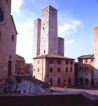 san gimignano tuscany villas for rent