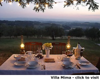 Click to visit beautiful Villa Mima in the Chianti region of Tuscany
